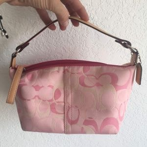 Coach Mini Handbag Purse M04K-6561